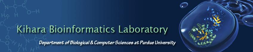 kihara bioinformatics laboratory  purdue university