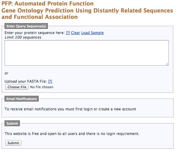 protein function prediction for omics era kihara daisuke